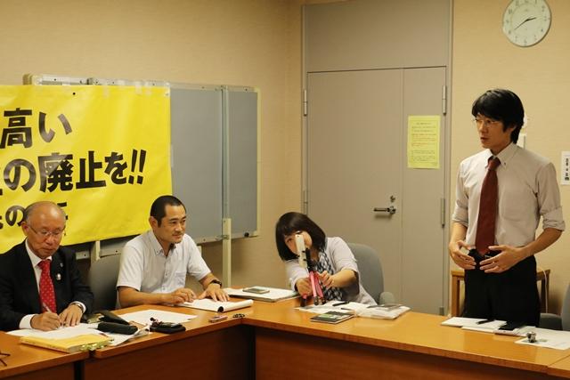 借金をしながらも、今年の東京都知事選挙に出馬した高橋尚吾氏「できる限りお手伝いしたい」