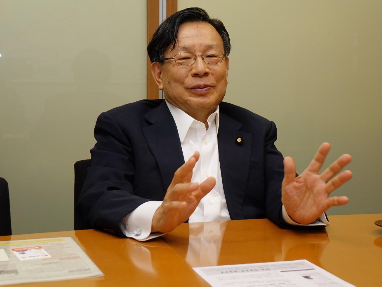 参議院議員 木村義雄