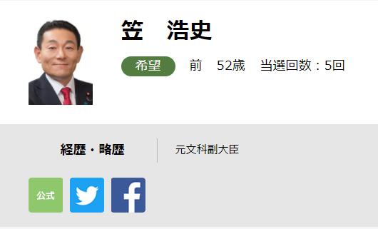 2017年 第48回衆議院選挙。神奈...