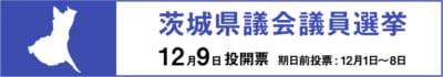 【茨城県議会議員選挙】常陸大宮市選挙区|過去3回の結果は?