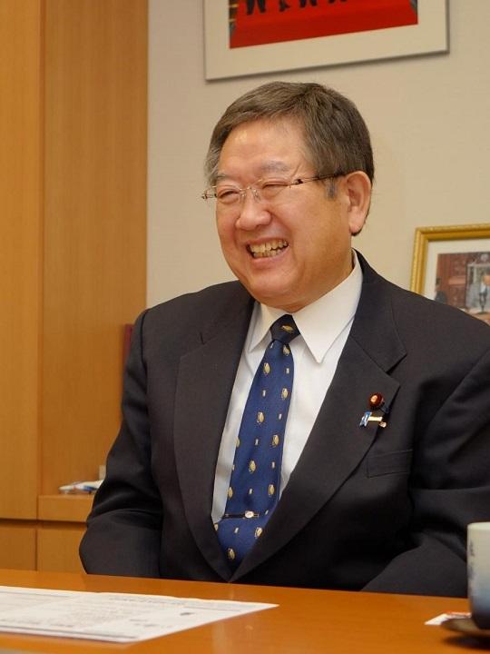 衆議院議員 左藤章氏 インタビュー | 日本最大の選挙・政治情報サイト ...