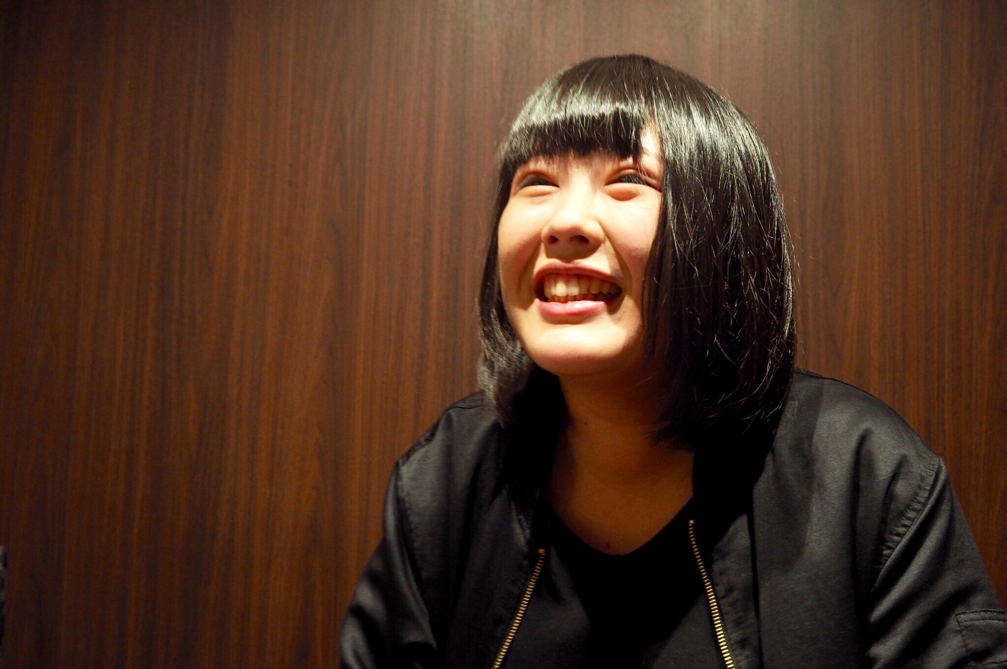 青空アバンティ・りるささん(高校卒業したばっかり)