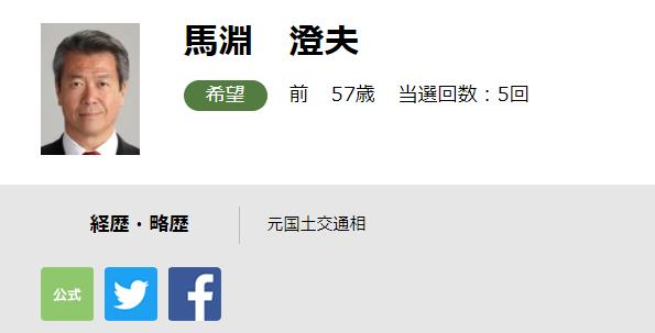 2017年 第48回衆議院選挙。奈良...