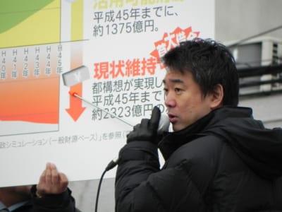 【大阪都構想住民投票】畠山理仁の現地ルポ! 有権者は選挙の度に試される(1)